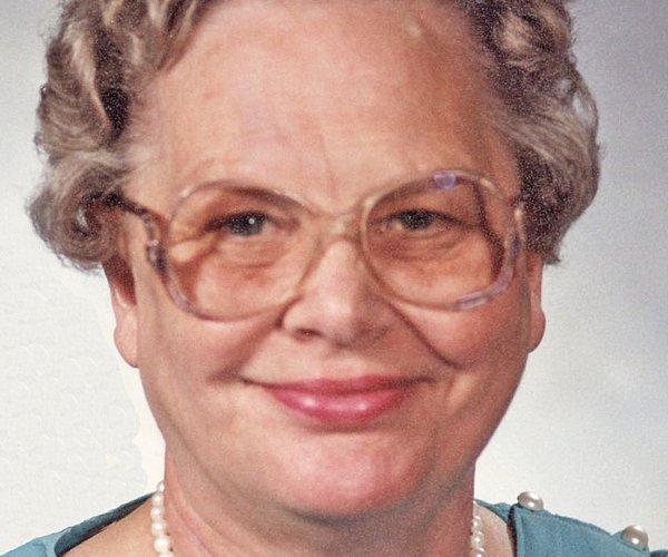Dorothy Elaine Pandow