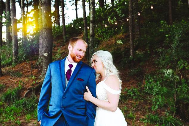 Mills/Jerrett exchanged vows