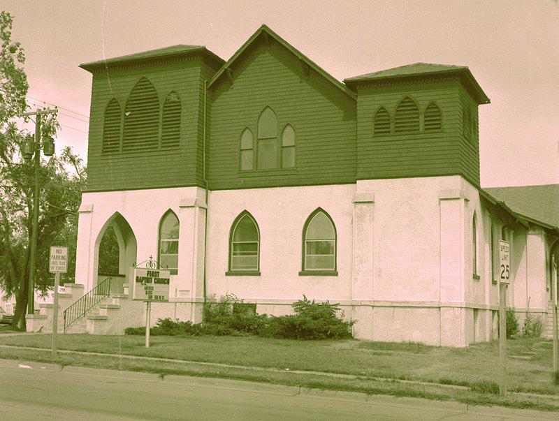 Lancaster Calvary Church 1974