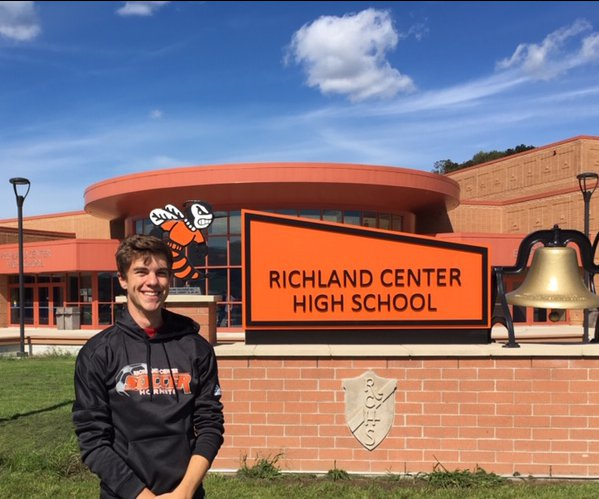 RCHS senior named National Merit Semifinalist