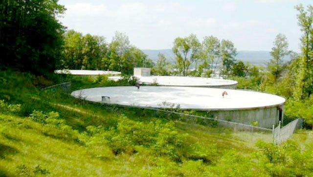 GM Sewer Plant
