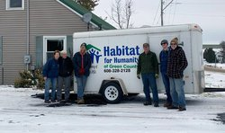 habitat for humanity demo