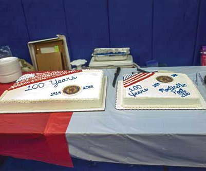 Monticello American Legion Post 256 - Cake